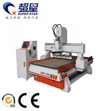 10 Years manufacturer for Cutting Wood Machine CNC Router Machine with Linear Auto Tool Changer(ATC) supply to Romania Manufacturers